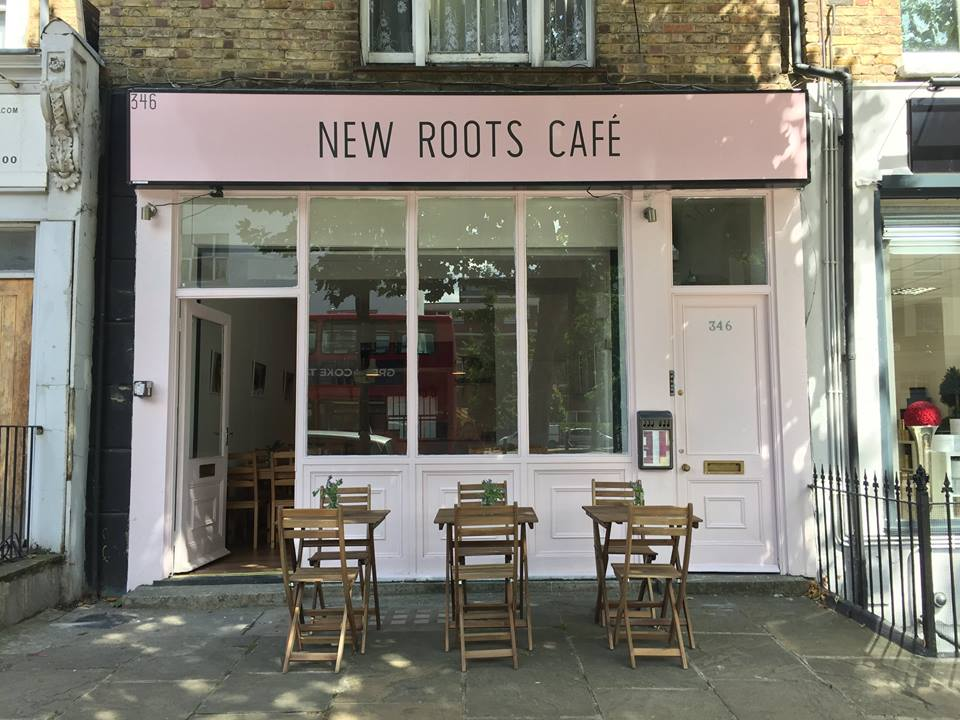 new roots cafe