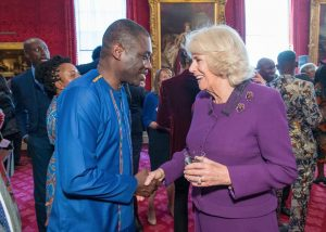 Pastor Alex & The Duchess of Cornwall